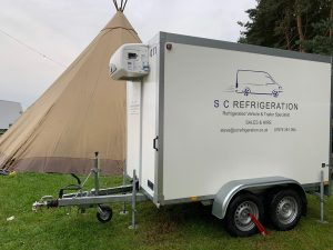 SC Refrigeration Trailer