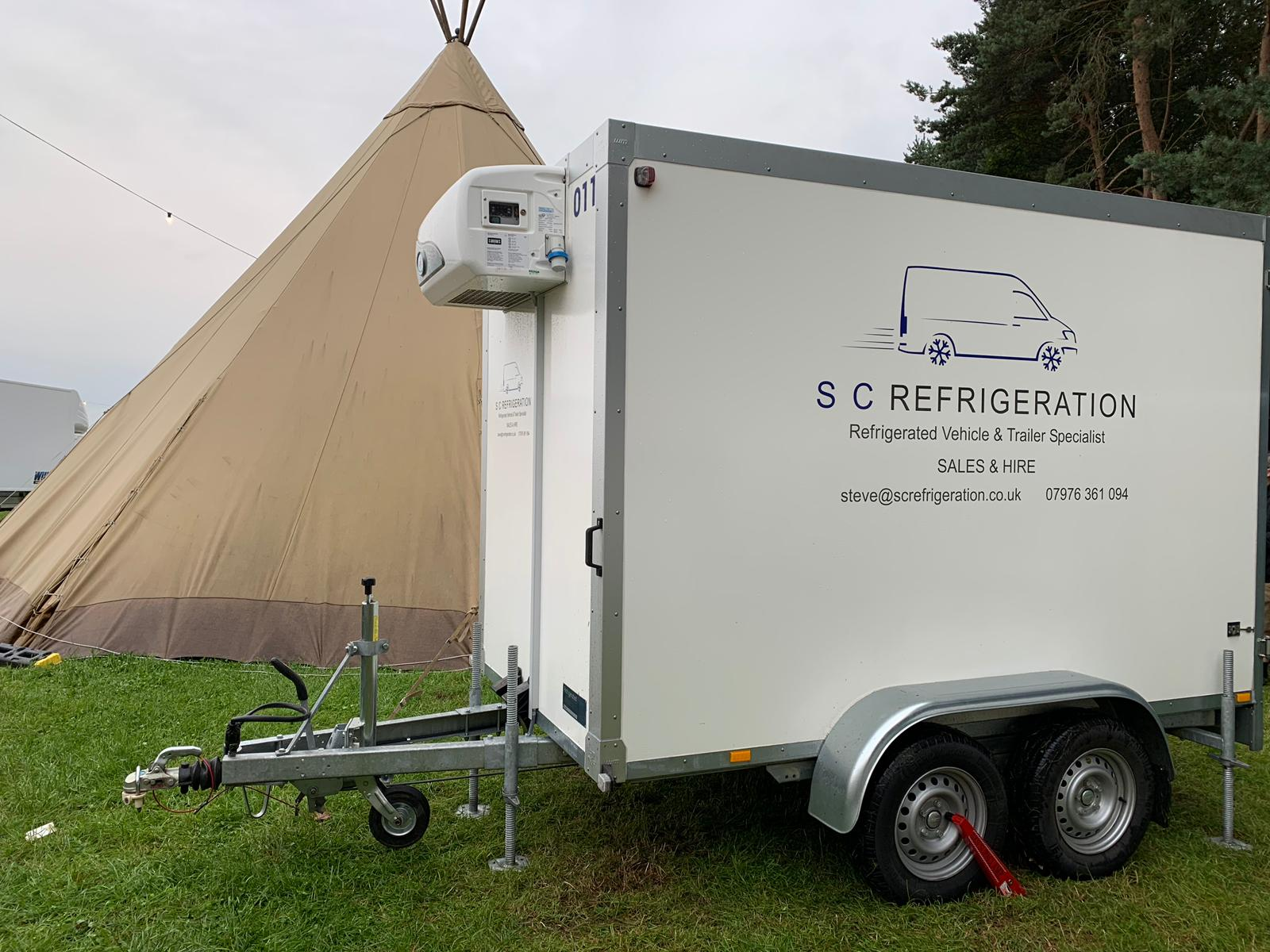 Find Catering Trailer Hire in Leeds